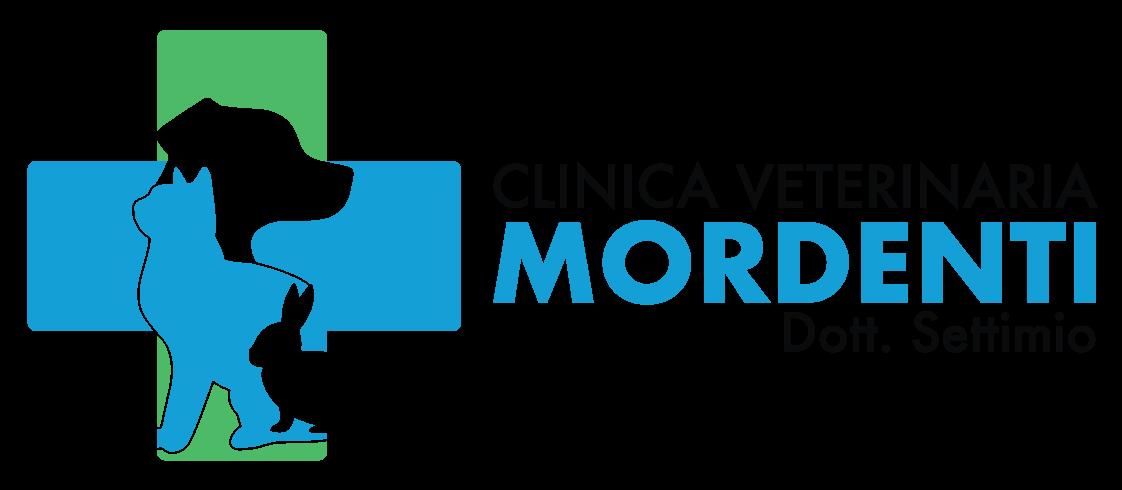 logo clinica veterinaria mordenti